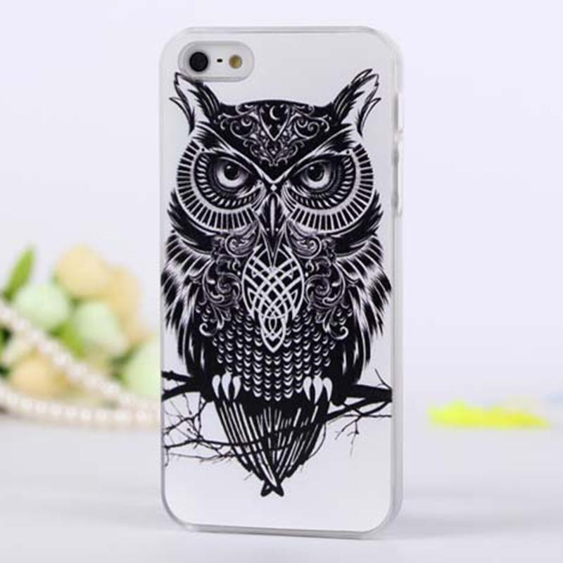 Kryt Owl iPhone 5