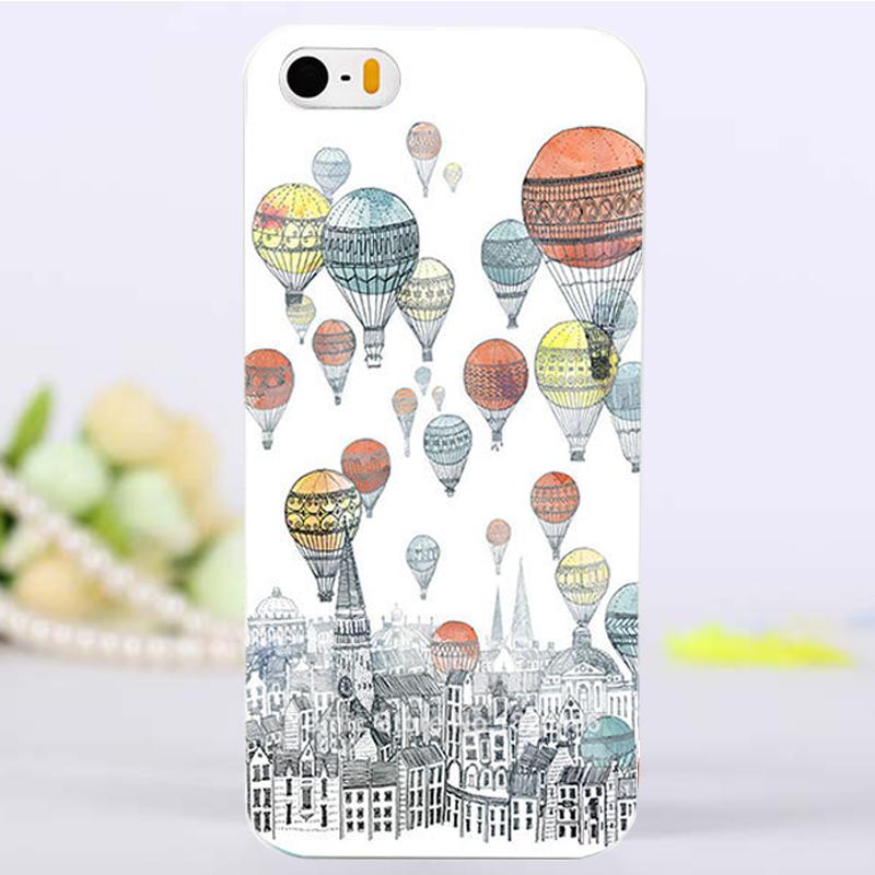 Kryt balloons iPhone 5/5s