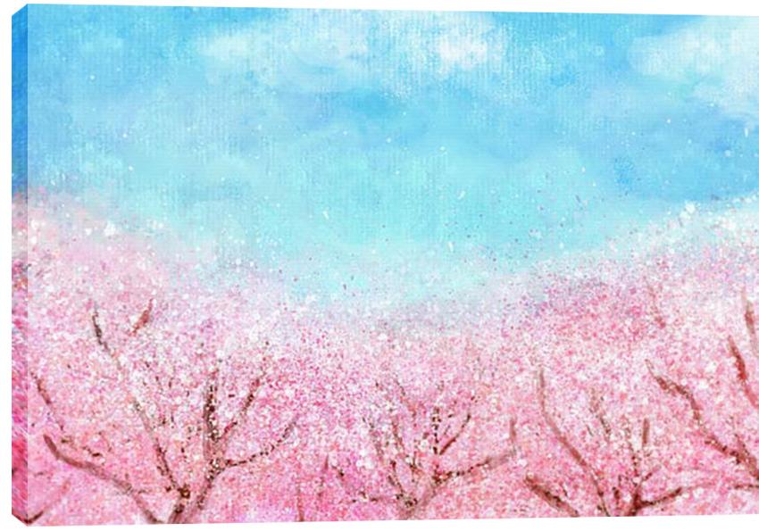 Obraz na plátně - Alej 100 x 70 cm - 1699 Kč