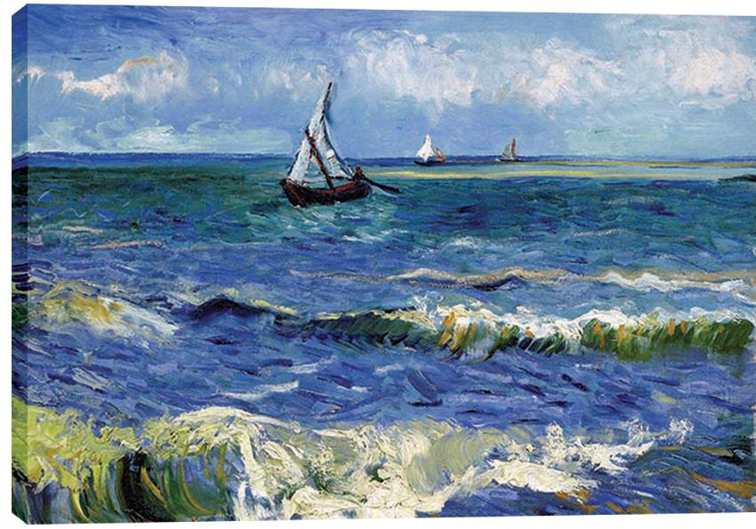 Obraz na plátně - Imprese 100 x 70 cm - 1699 Kč