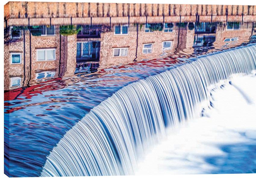 Obraz na plátně - Water 100 x 70 cm - 1699 Kč