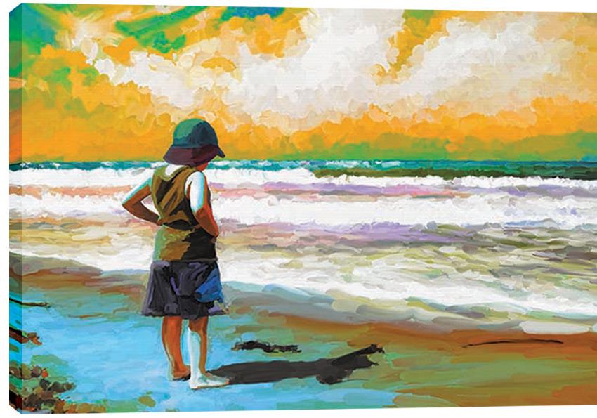 Obraz na plátně Sea 100 x 70 cm - 1699 Kč